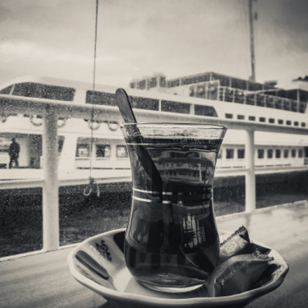 Chai and a ferry, Canon POWERSHOT SX280 HS
