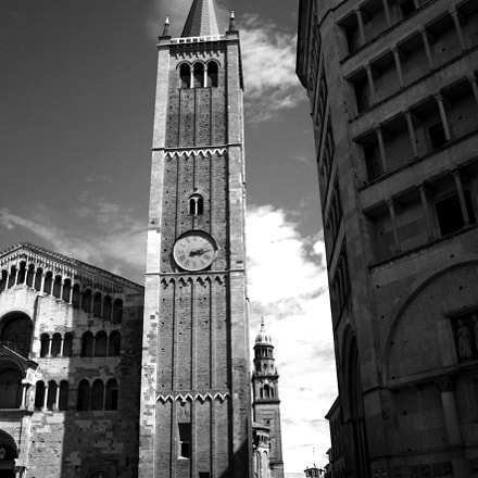 Parma - Italy, Canon EOS DIGITAL REBEL XS, Canon EF-S 18-55mm f/3.5-5.6 IS