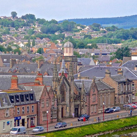 This is Inverness, Sony DSC-T90