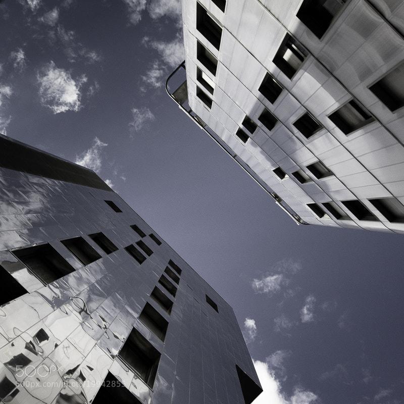 Photograph Buildings by Emmanuel LE GUELLEC on 500px