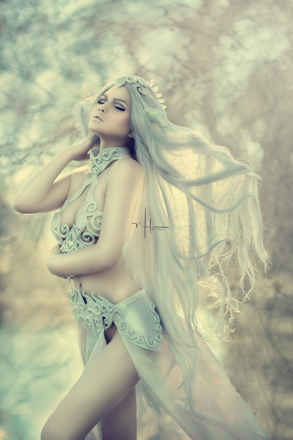 My the Light of the Faeries de Nikki Harrison sur 500px.com
