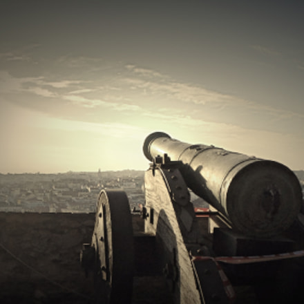 Old Cannon, Sony DSC-H200