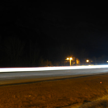 Trail Of Light, Canon POWERSHOT A720 IS