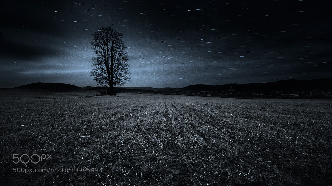 Photograph Silence of night by Peter Majkut on 500px