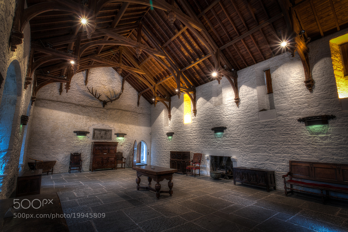 Photograph Castle Chamber by Lukas Larsed on 500px