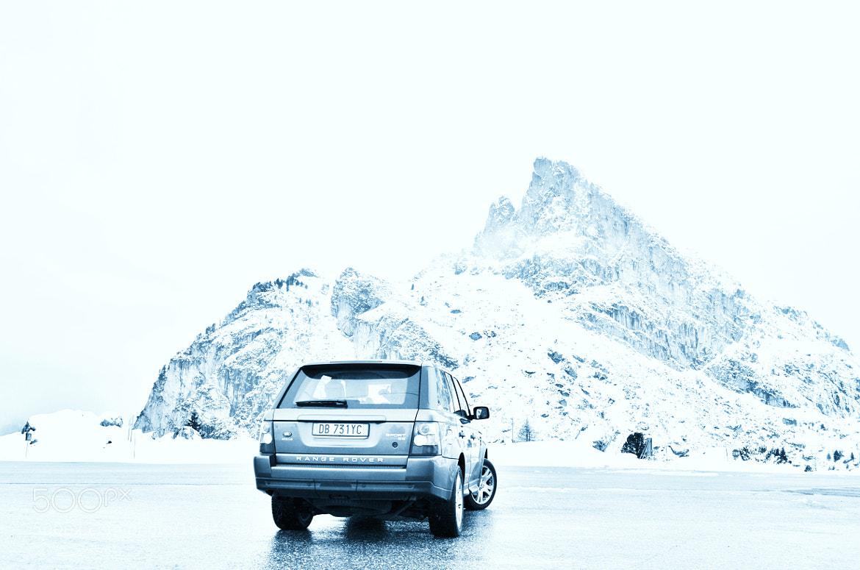 Photograph Frozen by Tiziano Rigo on 500px