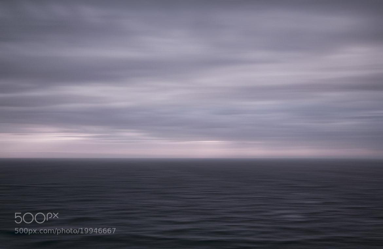 Photograph Ocean Meets The Sky by Ewan Arnolda on 500px