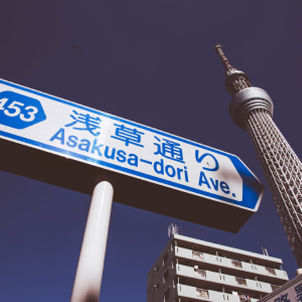 Tokyo Skytree Today, Canon EOS 6D, Sigma 24-105mm f/4 DG OS HSM | A