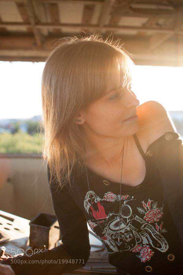 Photograph Sunlight by Nikolay Artemiev on 500px