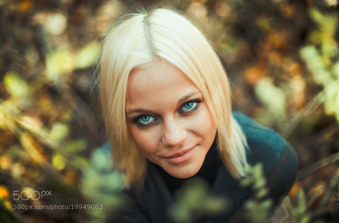Photograph Anna by Andrei Socolov on 500px