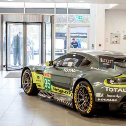 Welcome to Prodrive, Canon EOS 5D, Canon EF 50mm f/1.8