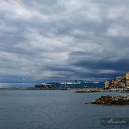 cloudy sky, Canon EOS 70D, Canon EF-S 18-55mm f/3.5-5.6 IS