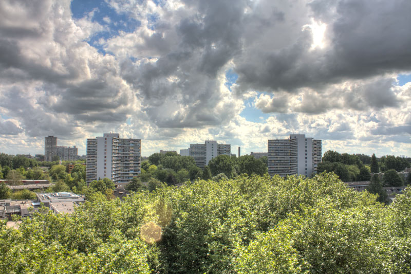 Photograph View from apartment afternoon by Nancy Tjong on 500px