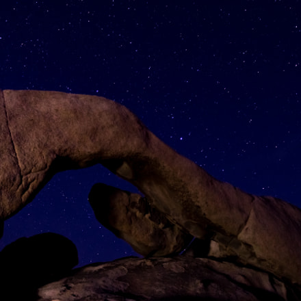 Arch Rock 2, Canon EOS REBEL T5I, Canon EF-S 18-135mm f/3.5-5.6 IS STM