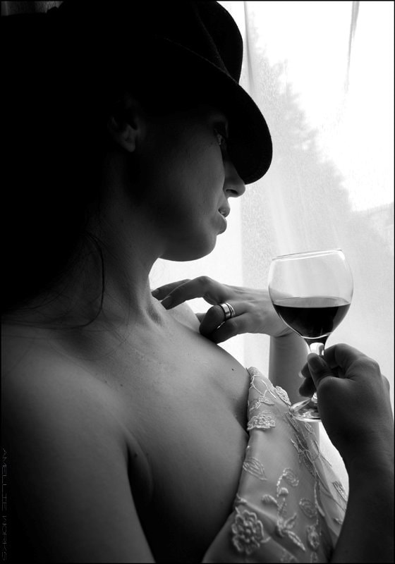 Photograph Woman's hedonism by Kristina M. on 500px