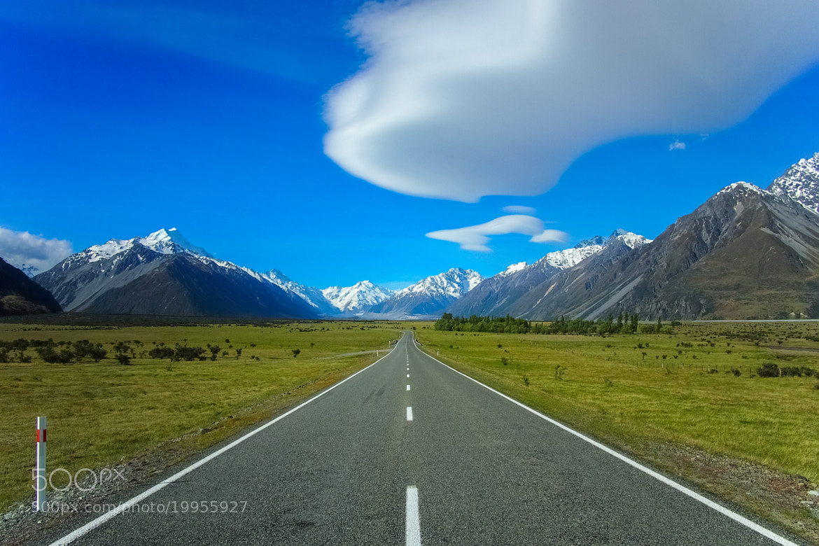 Photograph Road to the Earth's Heaven by Farred Burn on 500px