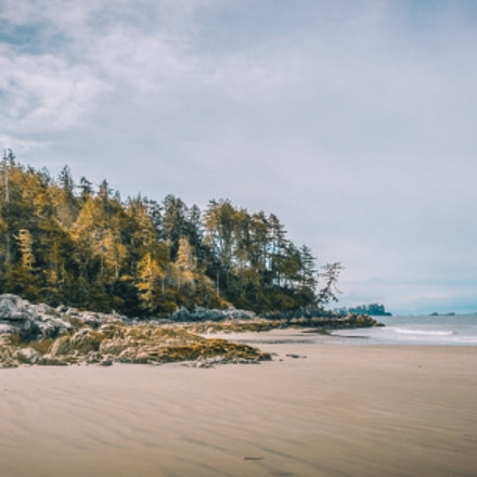 Tonquin Beach, Canon EOS 600D, Canon EF-S 15-85mm f/3.5-5.6 IS USM