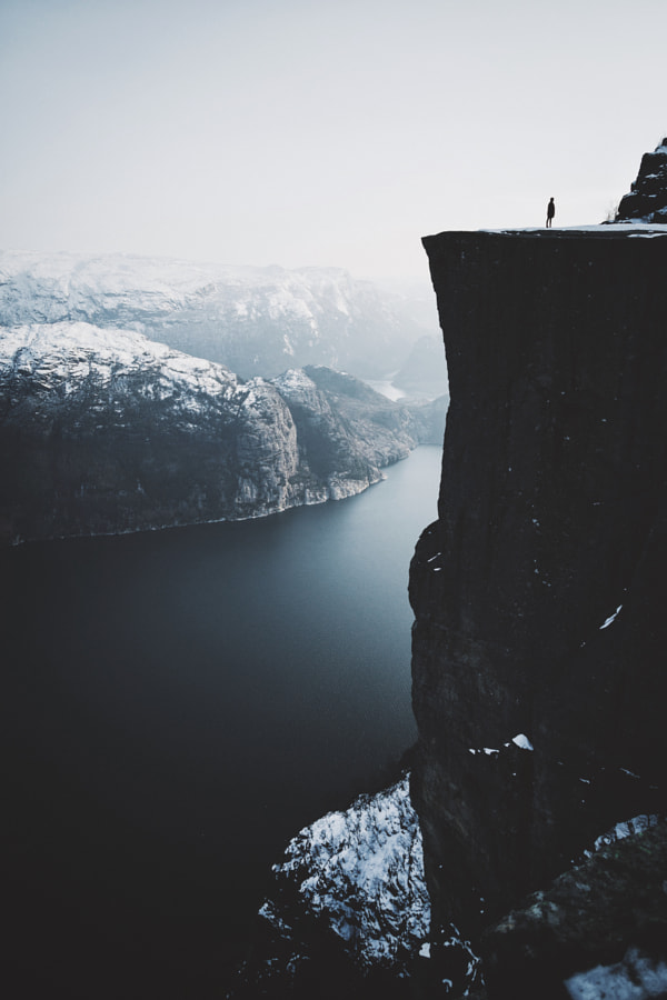 Closer to the edge. by Johannes Hulsch on 500px.com