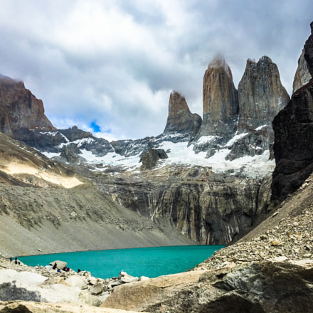 Torres del Paine, Apple iPhone 6, iPhone 6 back camera 4.15mm f/2.2