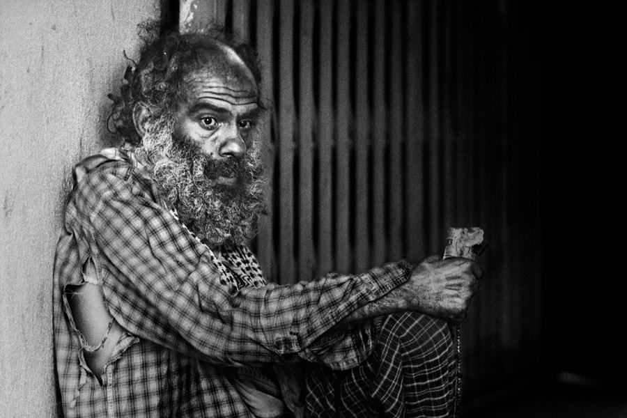 Photograph Homeless by Zuhair Ahmad on 500px