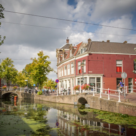 Delft in Summer, Canon EOS 7D, Canon EF-S 17-55mm f/2.8 IS USM