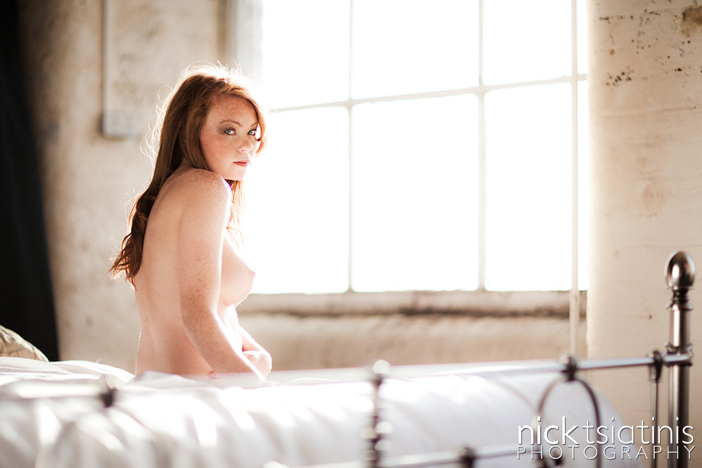 Photograph Rebecca by Nick Tsiatinis on 500px