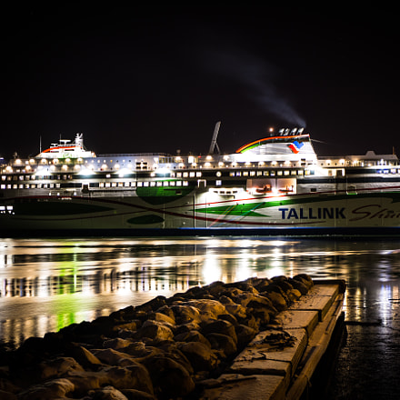 The ship, Canon EOS 6D, Canon EF 24-70mm f/4L IS USM