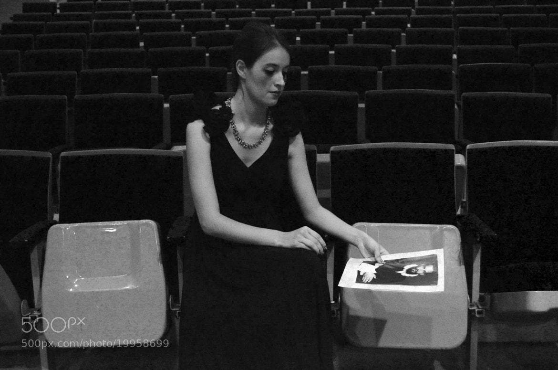"Photograph ""La muerte de Isolda"" by Mariana Ricaño on 500px"