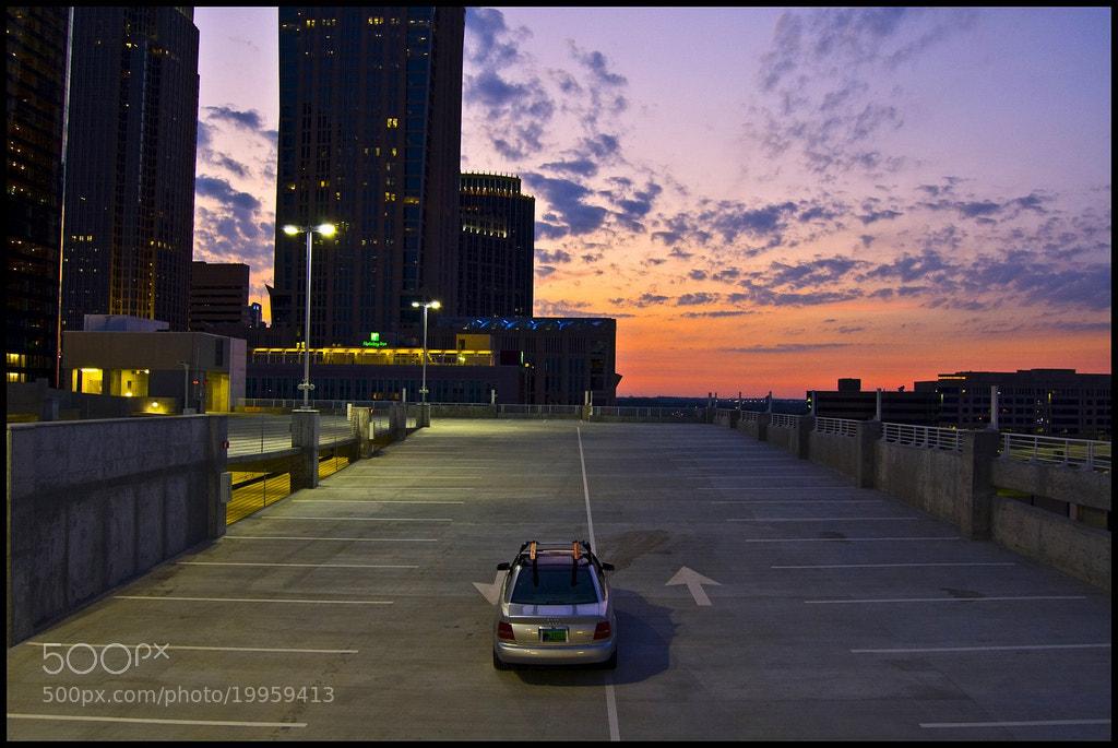 Photograph Audi sky  by Kyle Pulikowski on 500px