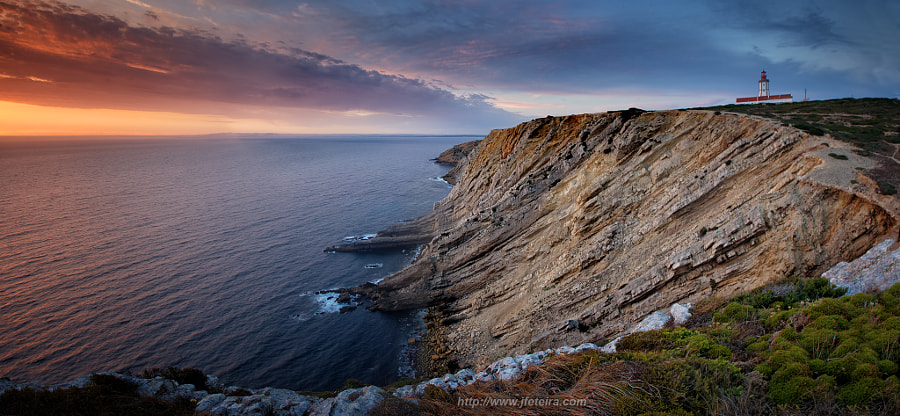 Cabo Espichel by Jorge  Feteira on 500px.com