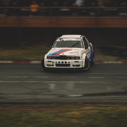 Sliding Through The Straight, Canon EOS 6D, Canon EF 80-200mm f/2.8L