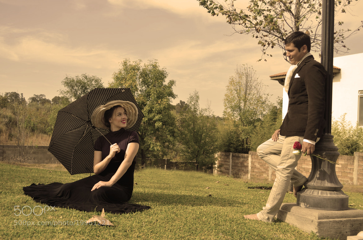 Photograph Photoshoot for the song 1901 by Phoenix by Mariana Ricaño on 500px