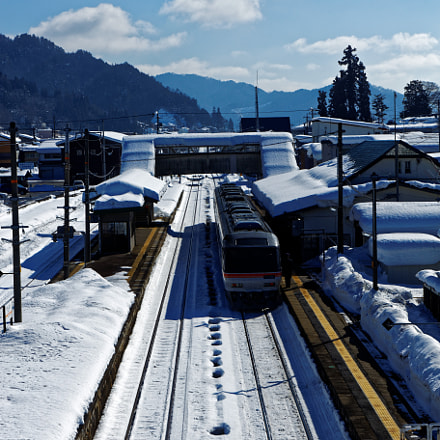 Train, Canon EOS 6D, Canon EF 24-70mm f/4L IS USM