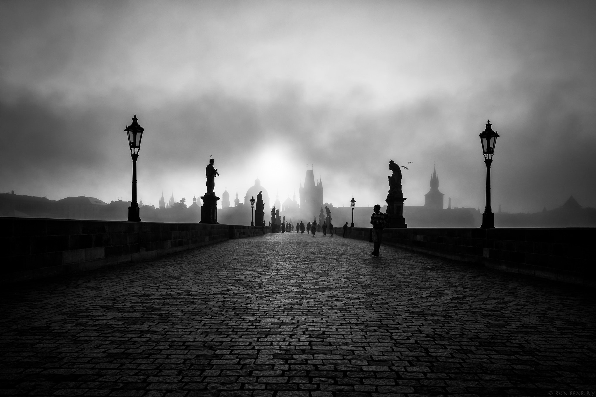 Photograph Charles Bridge, Prague by Ron Bearry on 500px