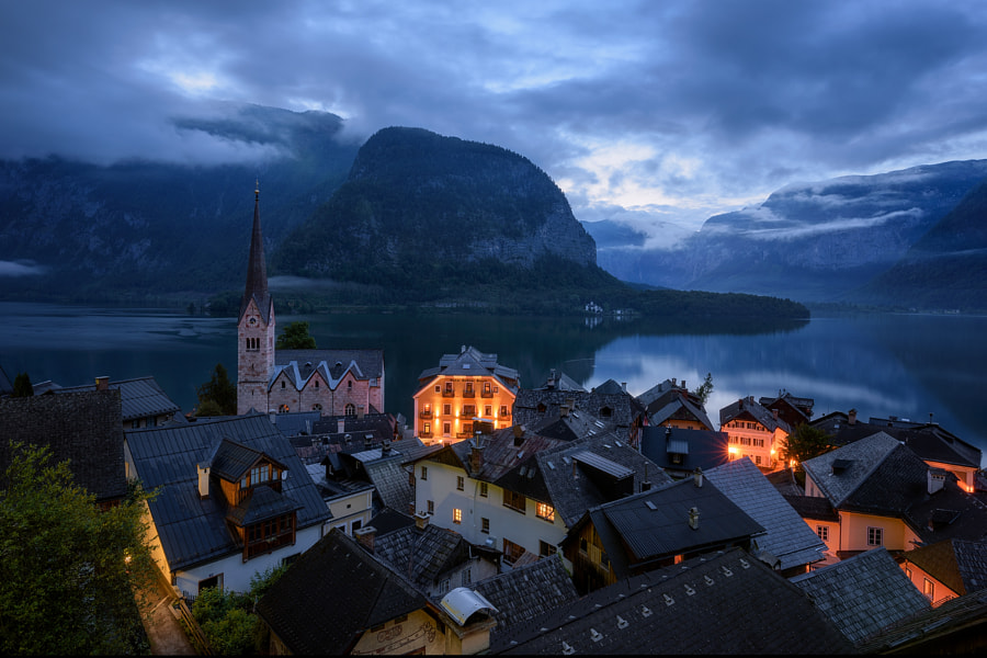 A Silent Village by Daniel F. on 500px.com