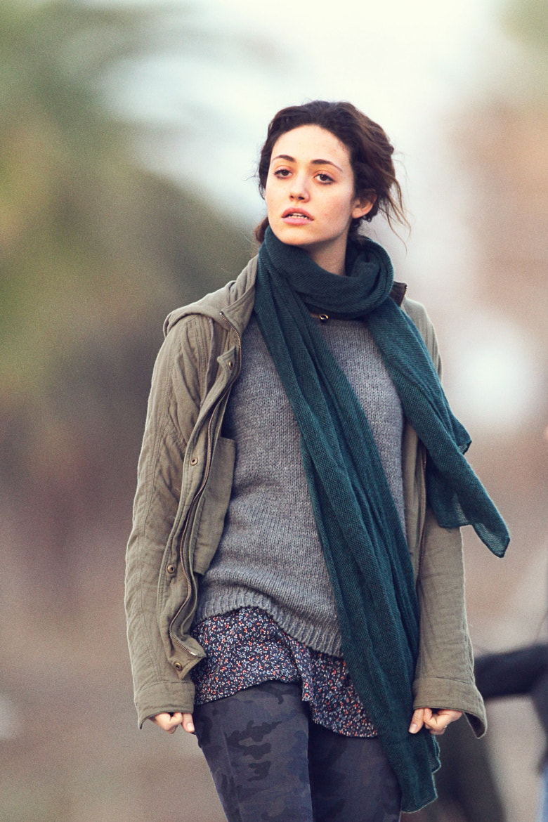 Photograph Emmy Rossum by Timothy Jackson on 500px