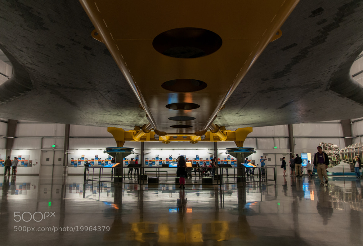 Photograph Below the Endeavour by Frozen Canuck on 500px