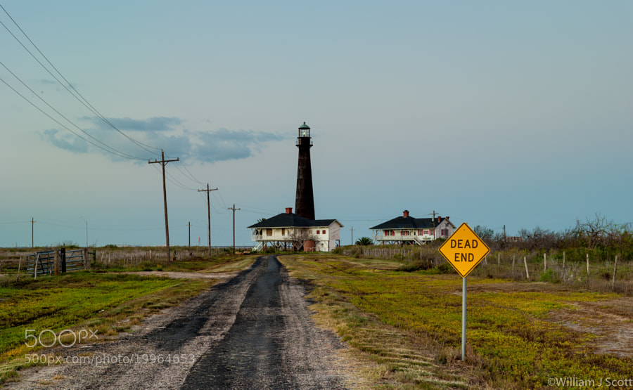 Bolivar Peninsula Light House