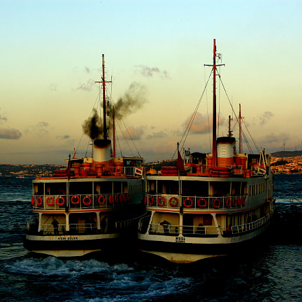 Beautiful Istanbul, Canon EOS 30D, Canon EF 24-70mm f/2.8L