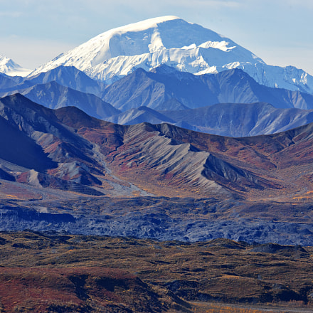 Peters Dome, Canon EOS-1D MARK II N, Canon EF 100-400mm f/4.5-5.6L IS