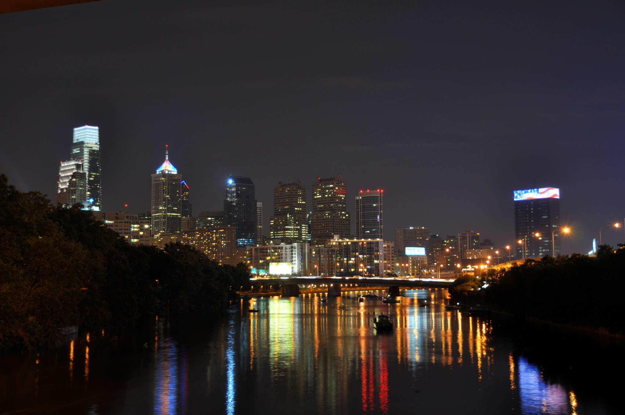 Photograph Philly Downtown by Pankesh Contractor on 500px