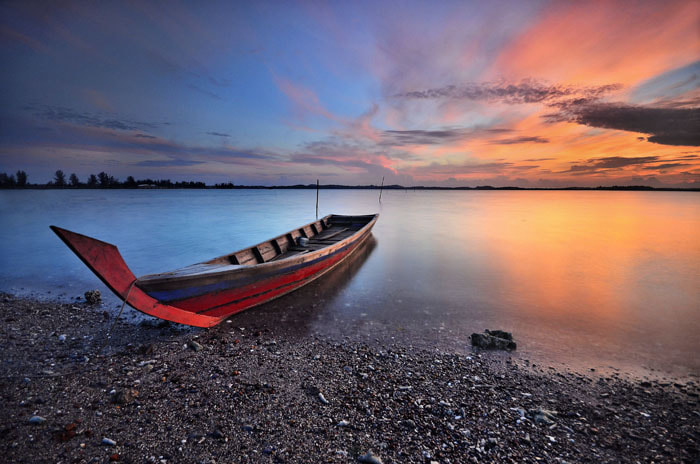 Photograph ::. Glory Sampan .:: by Ahmad Zulharmin Fariza on 500px