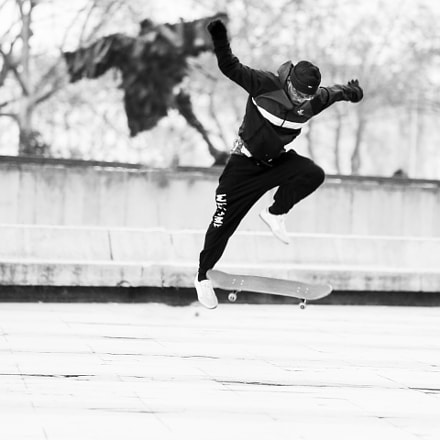 FLY SKATE, Canon EOS 5D MARK III, Canon EF 70-200mm f/4L IS