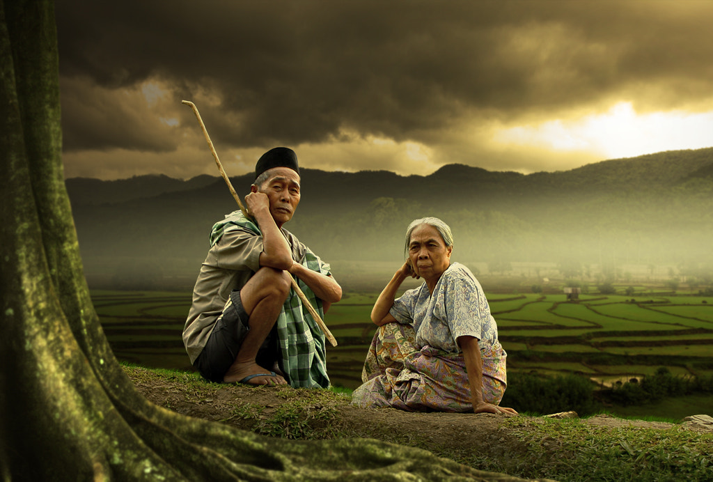 Photograph old and dusk by Alamsyah Rauf on 500px
