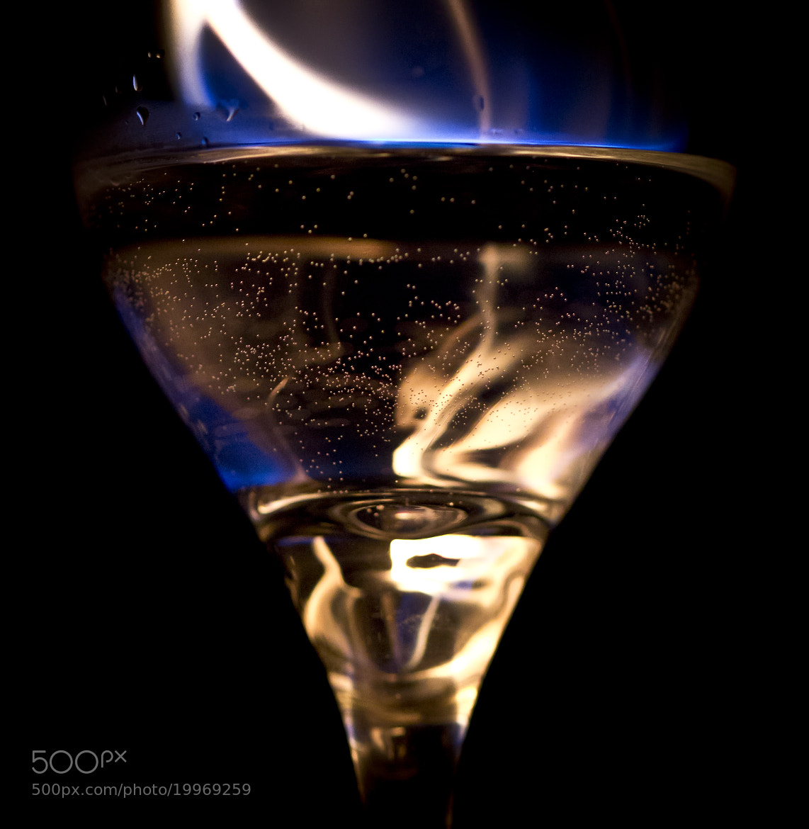 Photograph A Glass of Fire ... by Arun Agrawal on 500px