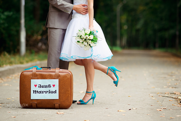 Photograph just married by Ilona Shatokhina on 500px