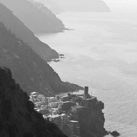 Vernazza, Canon EOS 600D, Canon EF-S 55-250mm f/4-5.6 IS II