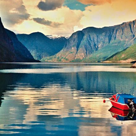Flam - Aurlandsfjorden