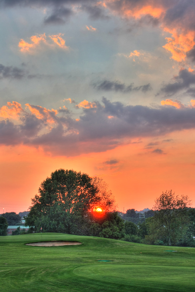"Photograph ""Late Afternoon Golf"" by Ryan Ball on 500px"