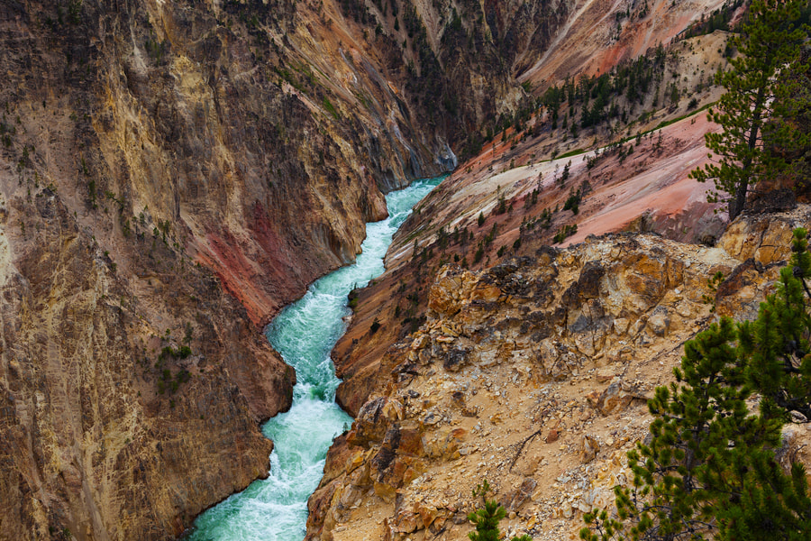Photograph Yellowstone River 3 by Brian Behling on 500px